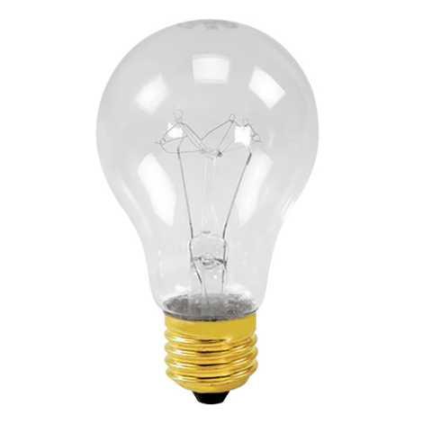Štandardné žiarovka E27/200W číra