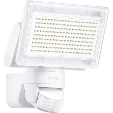 STEINEL 002695 - LED Senzorový reflektor XLed Home biela