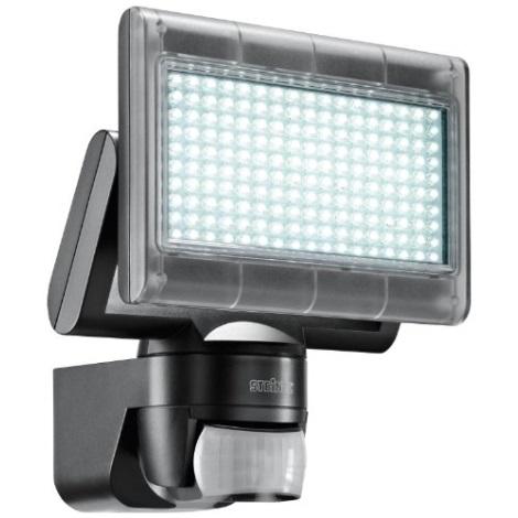 STEINEL 003661 - LED Senzorový reflektor XLED Home 1 12W čierna
