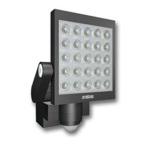 STEINEL 005696 - LED Reflektor s čidlom XLED 25 LED 62W čierna