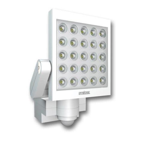 STEINEL 005702 - LED Reflektor s čidlom XLED 25 LED 62W biela