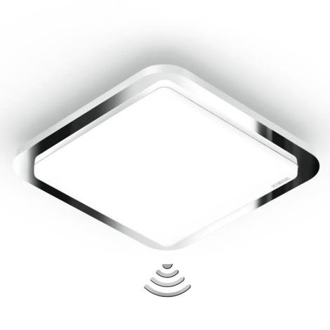 STEINEL 007911 - LED stropné svietidlo s čidlom RS LED D1 11W LED chrom