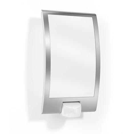 Steinel 009816 - Vonkajšie nástenné svietidlo s čidlom L 22 S 1xE27/60W/230V