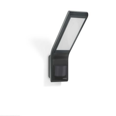 Steinel 012052 - Vonkajšie nástenné svietidlo s čidlom XLED slim LED/10,5W/230V