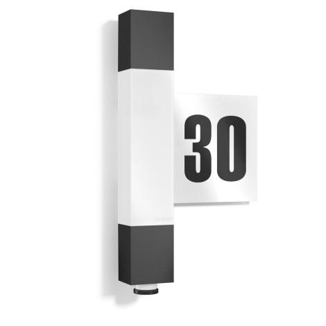 STEINEL 020378 - LED vonkajšie svietidlo so senzorom L630LED LED/8,2W/230V