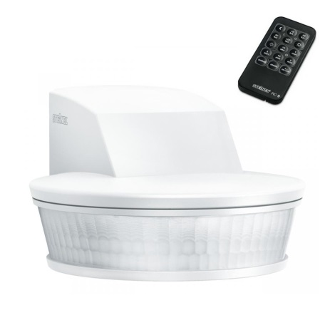 STEINEL 034955 - Senzor pohybu SenslQ IP54 biely