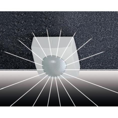 STEINEL 404411 - Pohybový infračervený senzor IS 3360 biely