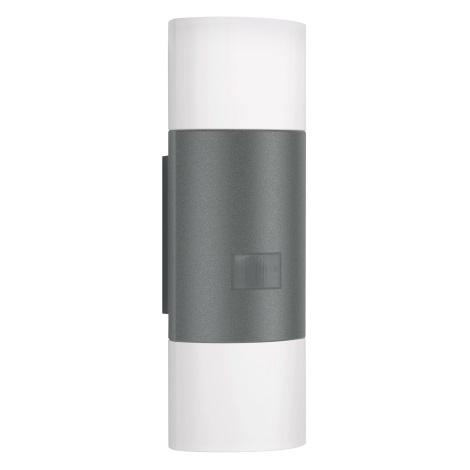 Steinel 576202 - LED vonkajšie nástenné svietidlo s čidlom L 910 LED/11W/230V