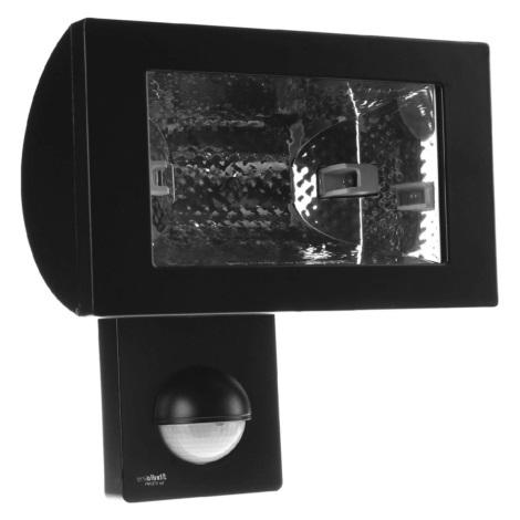 STEINEL 632717 - Halogénový reflektor so senzorom HS 502 čierna