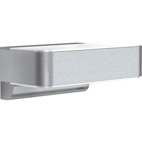 STEINEL 671310 - LED Vonkajšie nástenné senzorové svietidlo L810LED iHF 12W/LED