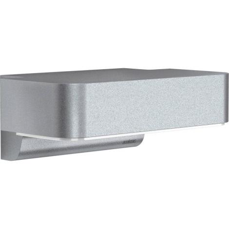 STEINEL 671419 - LED Vonkajšie nástenné senzorové svietidlo L800LED iHF 8W/LED