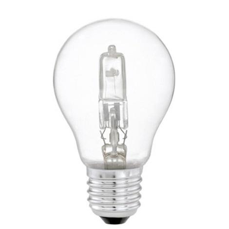 Stmievateľná halogénová žiarovka E27/28W AGL 1STK číra