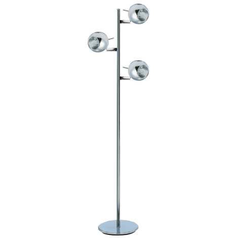 Stmievateľná stojaca lampa EYEBALL P 3xG9/40W