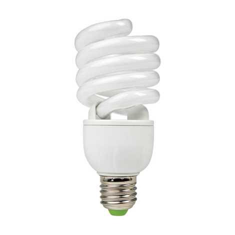 Stmívatelná Úsporná žiarovka E27/20W