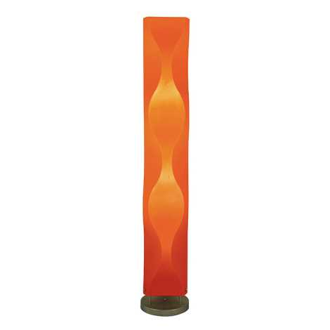 Stojaca lampa 2xE27/60W S-6011 oranžová