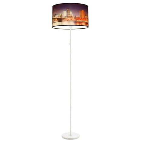 Stojaca lampa CITY 1xE27/60W/230V