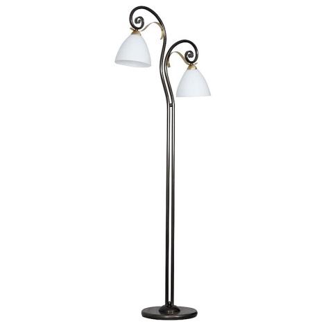Stojaca lampa LIMA 2xE27/60W/230V