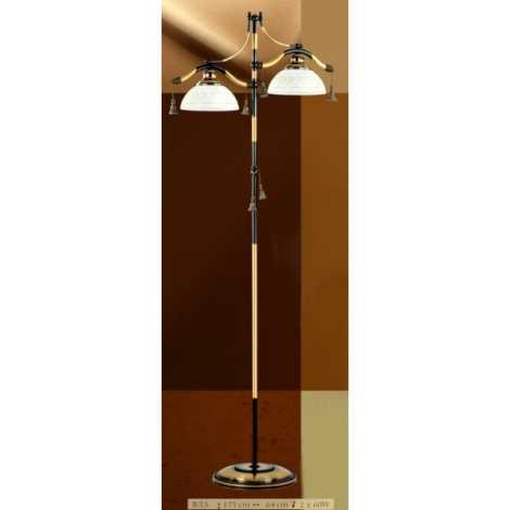 stojacia lampa Belena - 2xE27/60W/230V