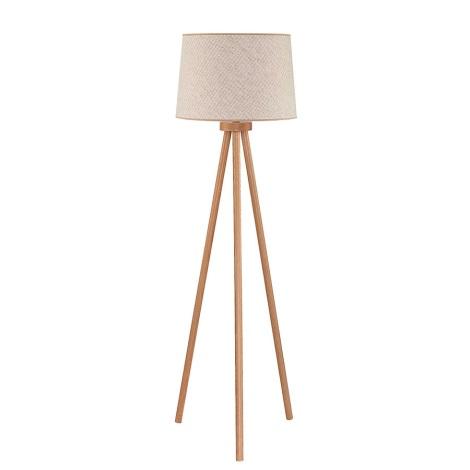 Stojacia lampa ECHO1 1xE27/40W/230V béžová