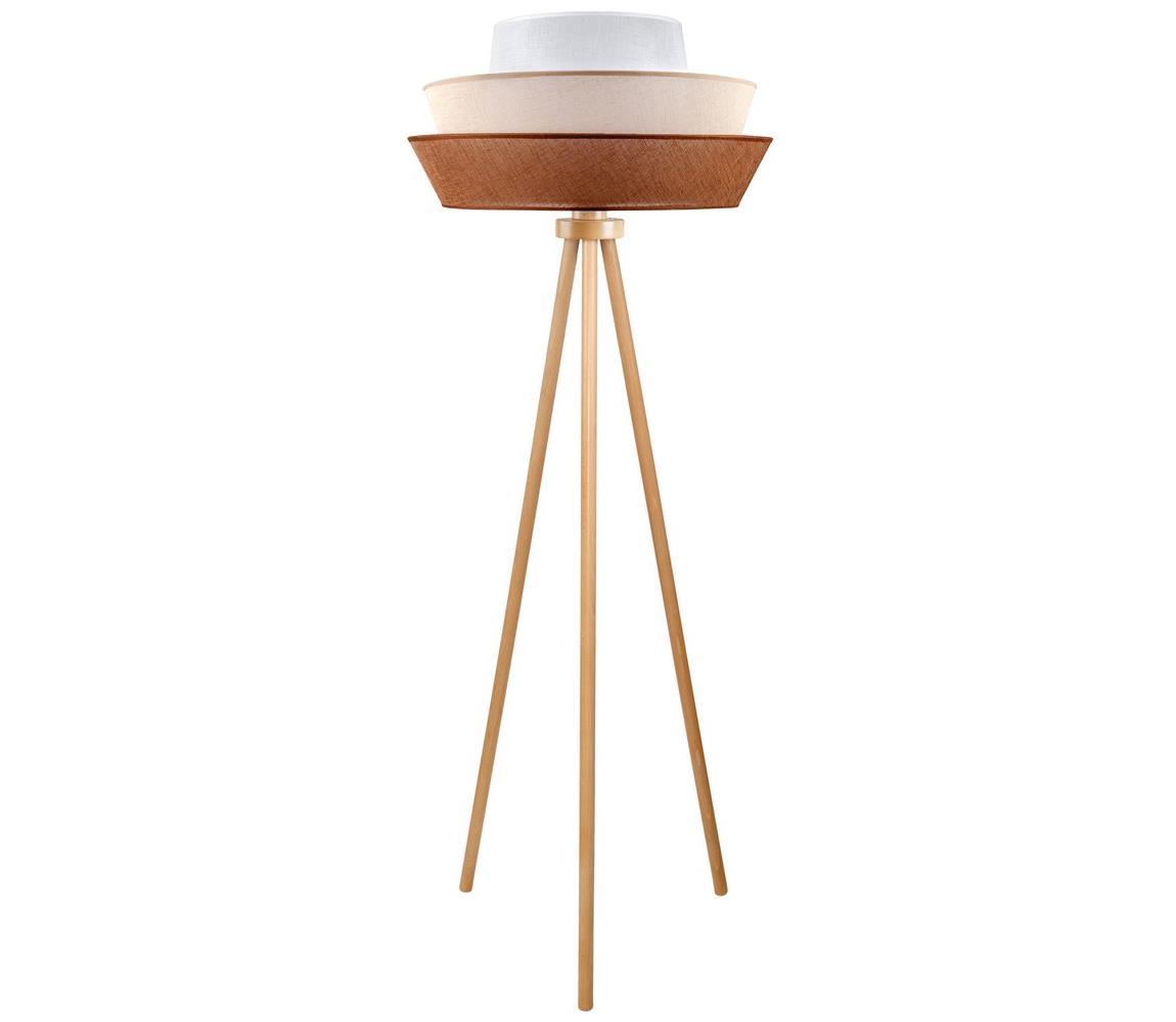 Duolla Stojacia lampa LOTOS 1xE27/40W/230V