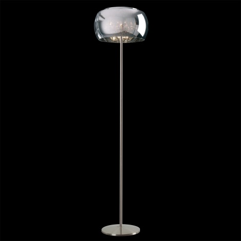 Stojanová lampa SPHERA 4xG9/42W chróm