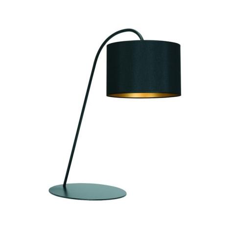 Stolná lampa ALICE GOLD I B S - 1xE27/60W/230V