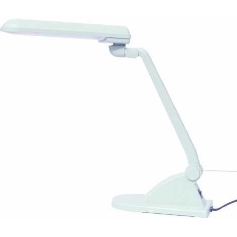 Stolná lampa FLIP 1xG23/11W biela