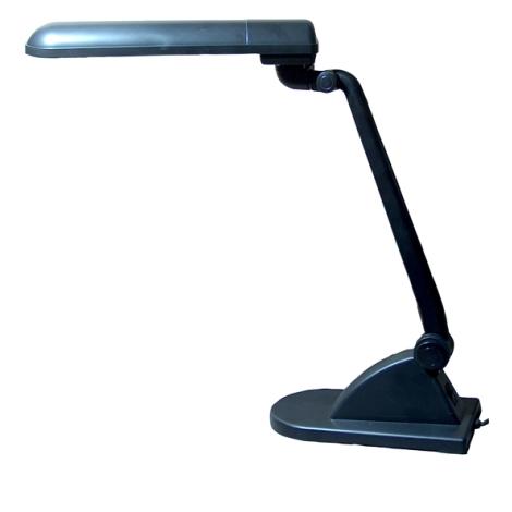Stolná lampa FLIP 1xG23/11W čierna