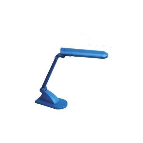 Stolná lampa FLIP 1xG23/11W modrá