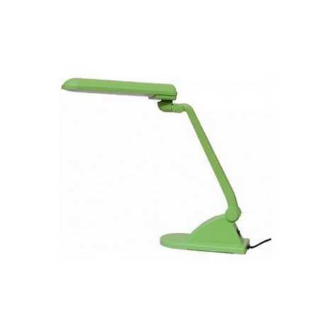 Stolná lampa FLIP 1xG23/11W zelená