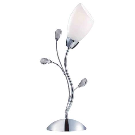 Stolná lampa GARDENIA L CR 1xE14/40W
