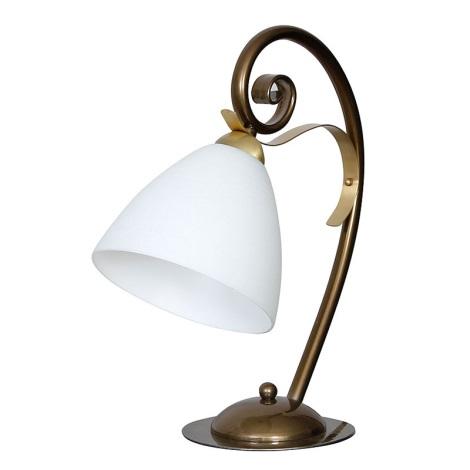 Stolná lampa LIMA 1xE27/60W/230V