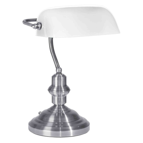 Stolná lampa OFFICE BANK LK B 1xE27/60W