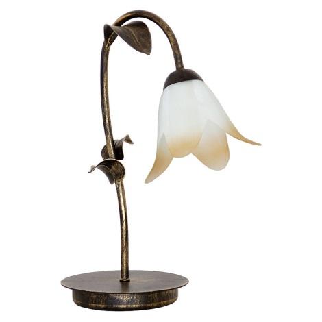 Stolná lampa PALM 1xE27/60W/230V
