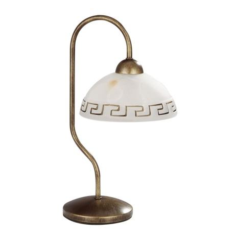 Stolná lampa Pompez