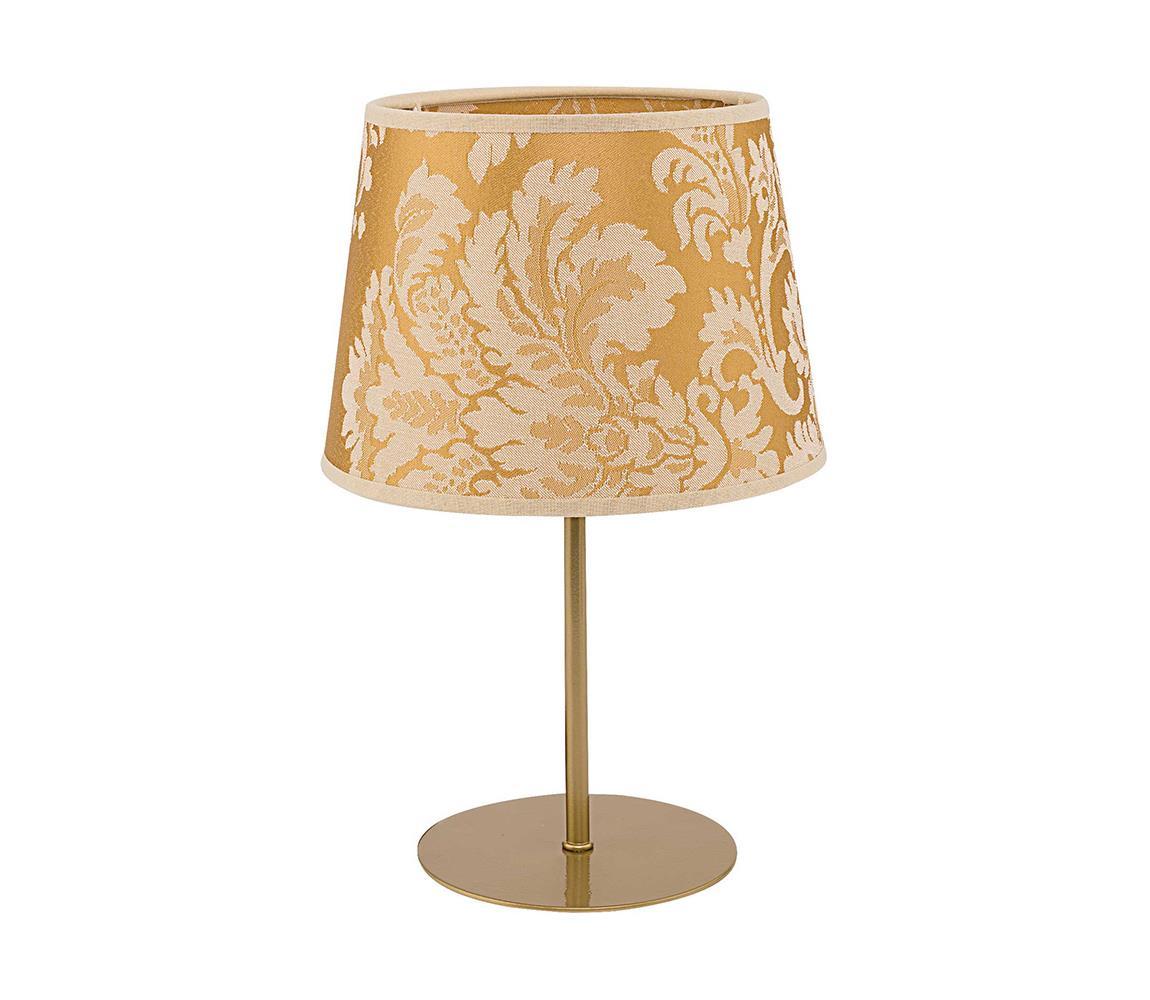 Duolla Stolná lampa SOPRANO 1xE14/40W/230V zlatá