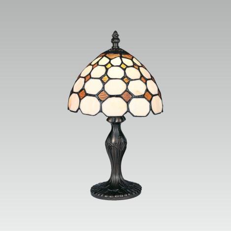 Stolná lampa TIFFANY 101 1xE14/40W/230V