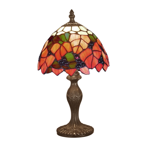 Stolná lampa TIFFANY 69 1xE14/40W