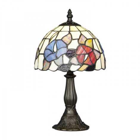 Stolná lampa TIFFANY 79 1xE14/40W
