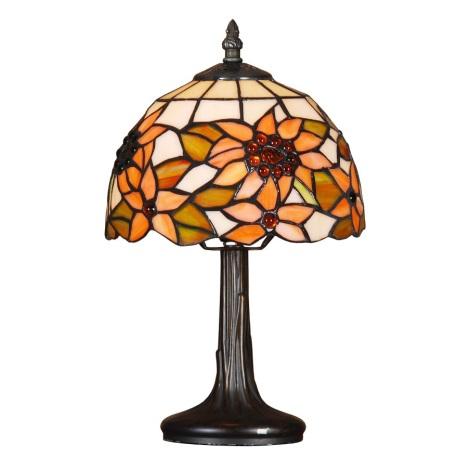 Stolná lampa TIFFANY 88 1xE14/40W