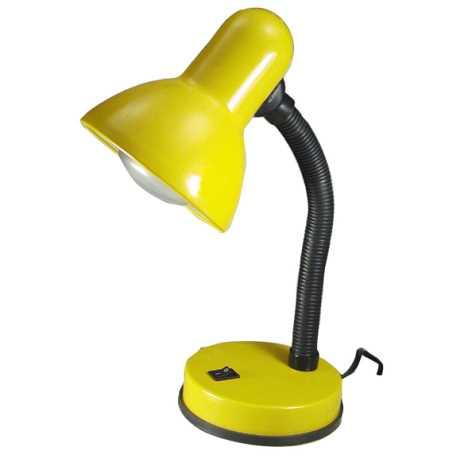 Stolné svietidlo KADET 1xE27/60W žltá