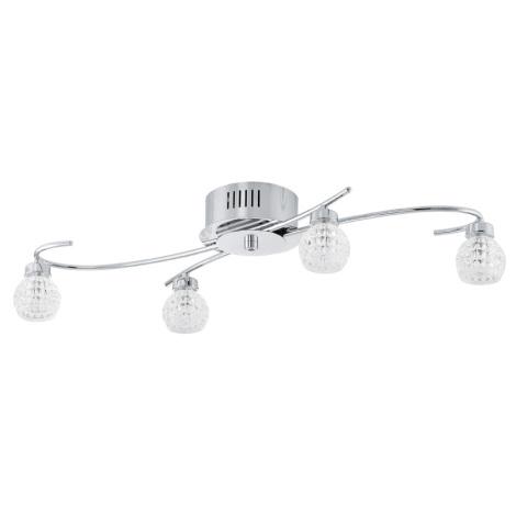Stropné LED svietidlo BAREGA 4xG4/20W ; LED 1W