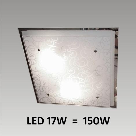 Stropné LED svietidlo IKAROS 1xLED/17W