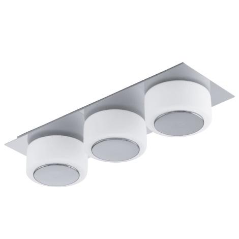 Stropné / nástenné svietidlo Emonite 3xG9/33W/230V