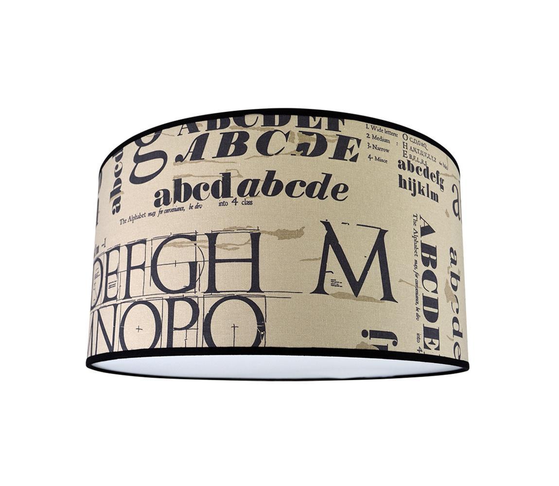 Lampdar Stropné svietidlo 2xE27/60W/230V