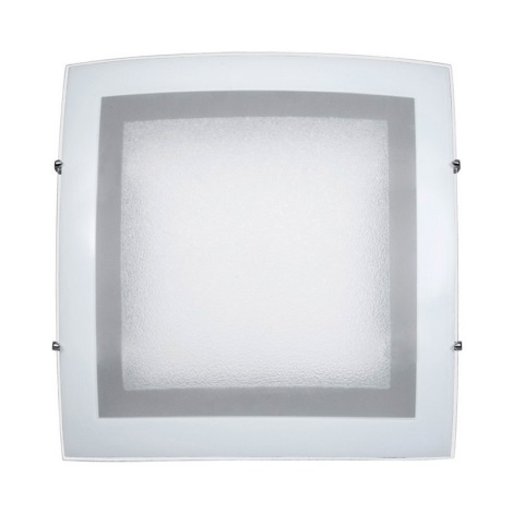 Stropné svietidlo ARCADA 1xE27/60W biela