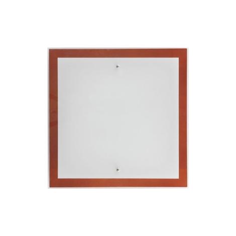 Stropné svietidlo OSAKA SQUARE cherry M - 4xE27/60W/230V