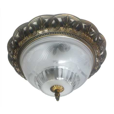 Stropné svietidlo P-D 4108-2 2xE27/60W