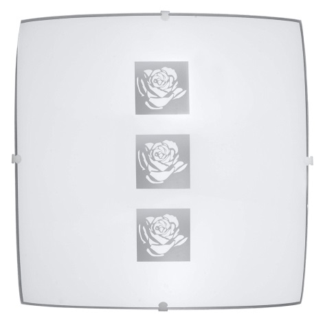 Svietidlo stropné DELTA 1xE27/60W biela