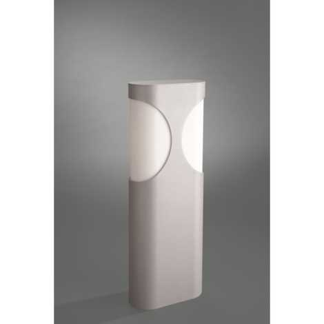 SYDNEY Venkovní lampa 1xE27/18W/230V metalicky šedá